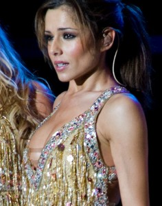 Cheryl Cole (photo courtesy http://www.flickr.com/photos/hanuman/)