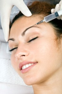 Botox (botulinum toxin) treatment